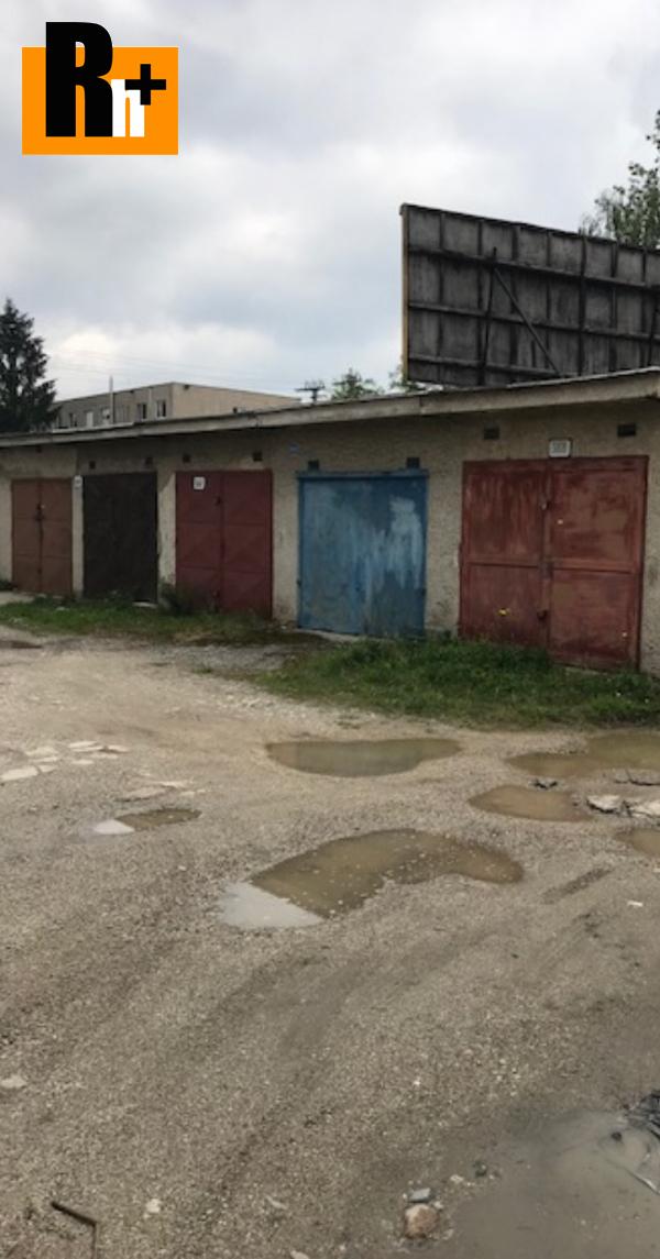 Foto Na predaj garáž hromadná Žilina Hliny - ihneď k dispozícii