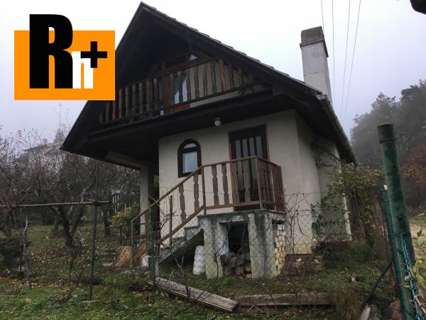 Foto Baška na predaj chata - znížená cena