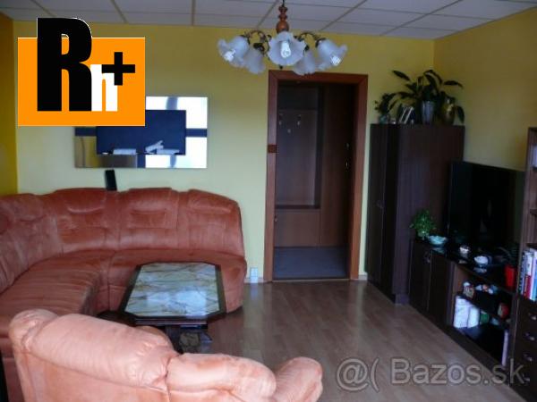 Foto Košice-Sídlisko Ťahanovce Bukureštská na predaj 3 izbový byt