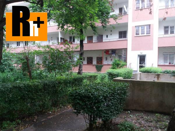 Foto Bratislava-Nové Mesto Šancová na predaj 1 izbový byt - exkluzívne v Rh+