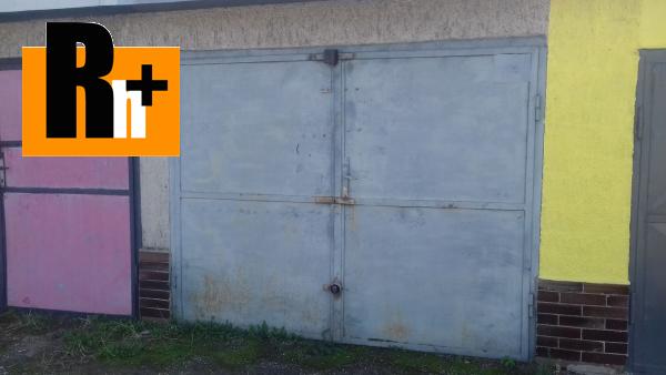 Foto Čierna nad Tisou školská garáž jednotlivá na predaj - tehlová stavba