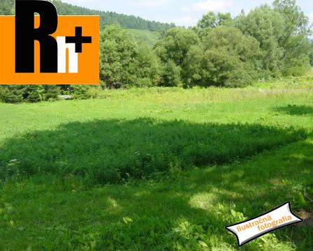 Foto Pozemok pre bývanie na predaj Jazernica - TOP ponuka