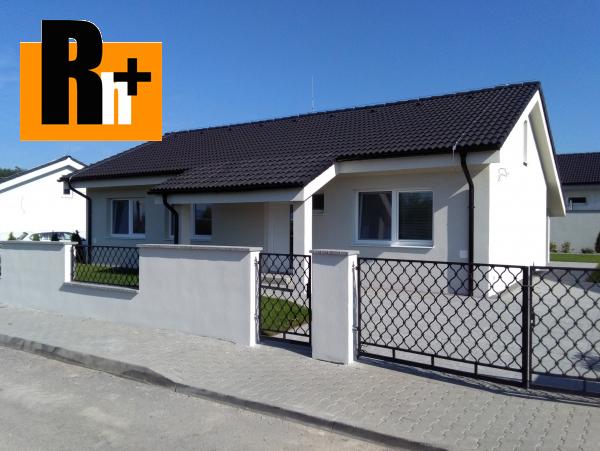 Foto Na predaj rodinný dom Prievidza - novostavba