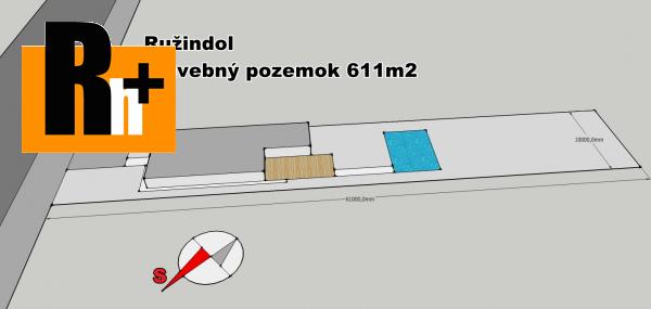 Foto Na predaj pozemok pre bývanie Ružindol