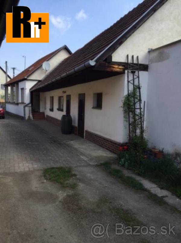 Foto Na predaj Soblahov rodinný dom - znížená cena