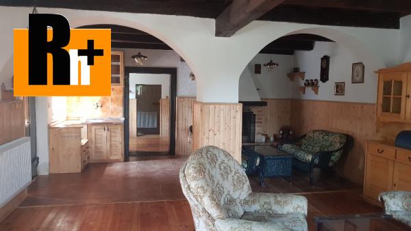 Foto Rekreačný domček na predaj Lakšárska Nová Ves - rezervované