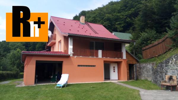 Foto Košická Belá Kopaniny chata na predaj - s krbom