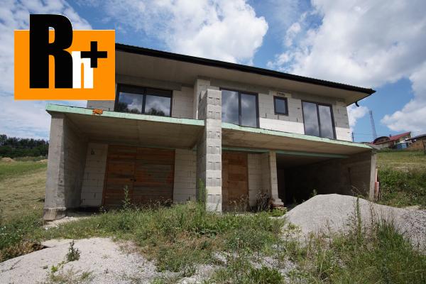 Foto Podhorie 4i novostavba na predaj rodinný dom - s garážou