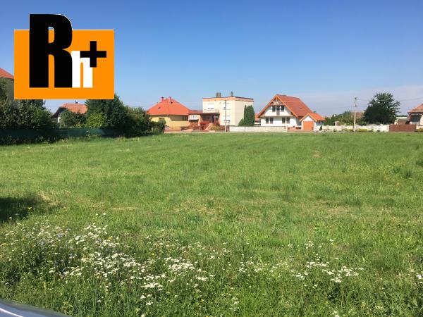 Foto Na predaj pozemok pre bývanie Horná Potôň Horná potôň - TOP ponuka