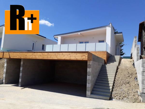Foto Na predaj rodinný dom Hôrky dokončená novostavba - rezervované
