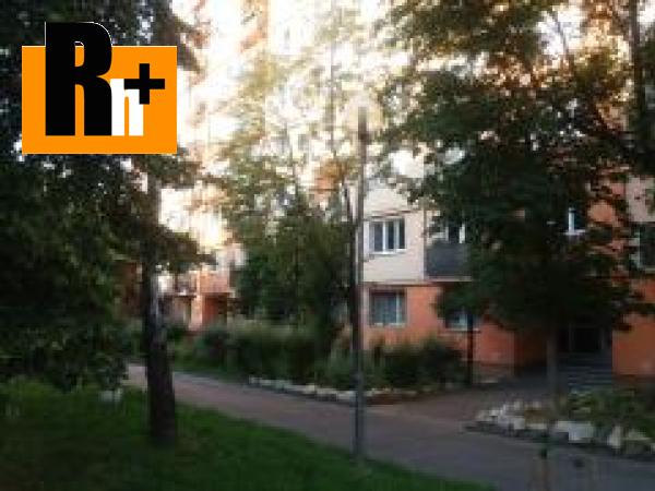 Foto Na predaj 1 izbový byt Bratislava-Dúbravka Bilíkova - TOP ponuka