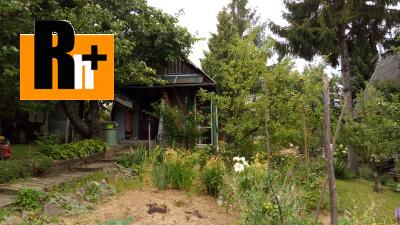 Záhrada Bukovec záhradkárska lokalita na predaj - ihneď k dispozícii