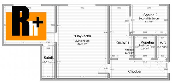 Foto Rajecké Teplice Žilina 3 izbový byt na predaj