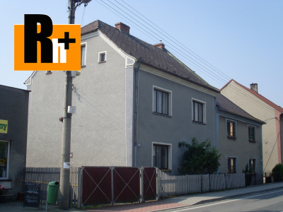 Rodinný dům na prodej Bohuslavice Bohuslavice Opavská - exkluzívně v Rh+