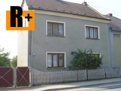 Na prodej komerční objekt Bohuslavice Bohuslavice Opavská - snížená cena