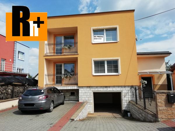 Foto Martin rodinný dom na predaj - TOP ponuka