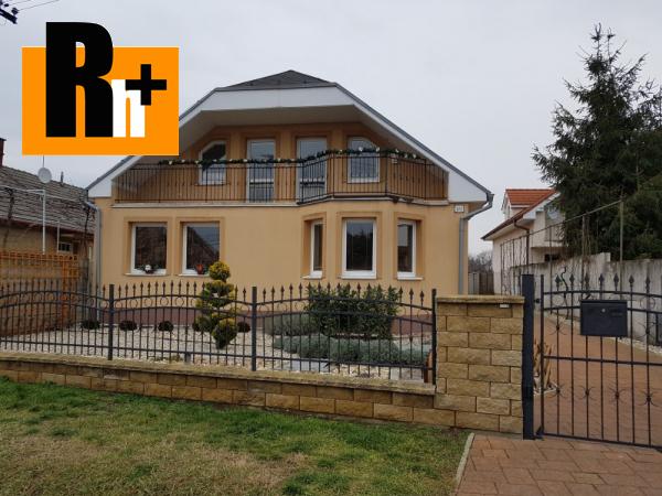 Foto Na predaj rodinný dom Šoporňa