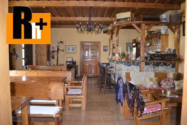 8. obrázok Jablonica Červenej armády reštaurácia na predaj