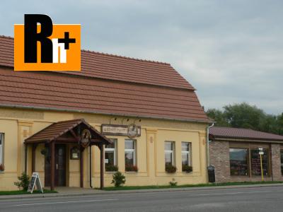 Jablonica Červenej armády reštaurácia na predaj