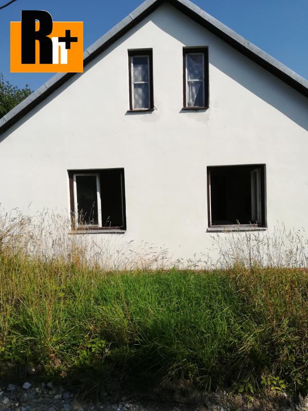 Foto Čadca Svrčinovec na predaj rodinný dom