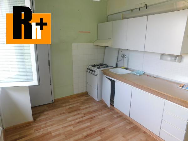 Foto Na predaj 1 izbový byt Žilina Vlčince 36m2 - rezervované