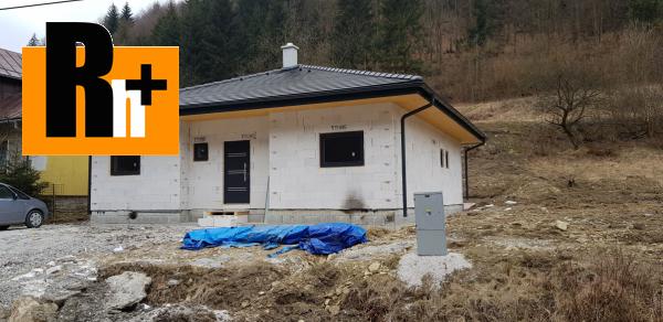 Foto Žilina Dlhé Pole 4izbová Novostavba rodinný dom na predaj - exkluzívne v Rh+