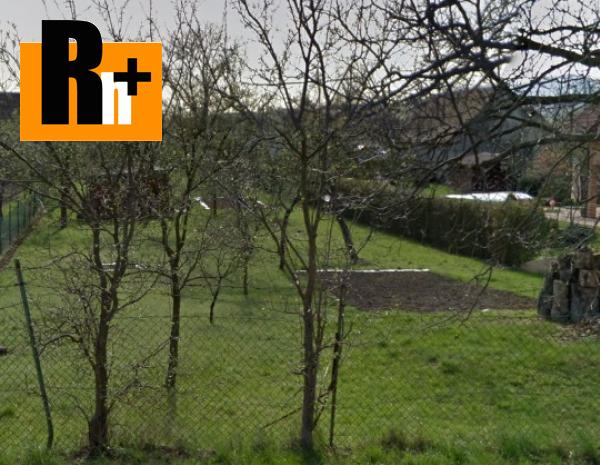 Foto Trenčín Zlatovce pozemok pre bývanie na predaj