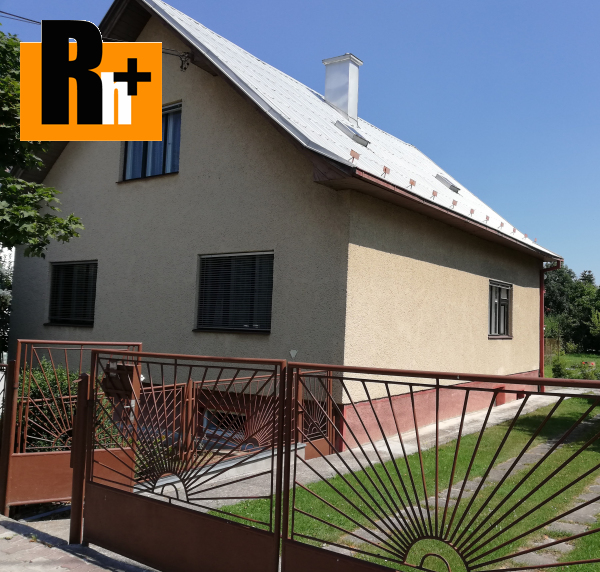 Foto Rodinný dom Rajecké Teplice na predaj - rezervované
