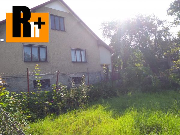 Foto Lipovec rodinný dom na predaj - exkluzívne v Rh+