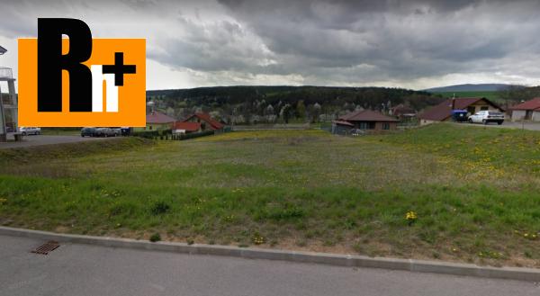 Foto Veľká Hradná nová štvrť pozemok pre bývanie na predaj - znížená cena