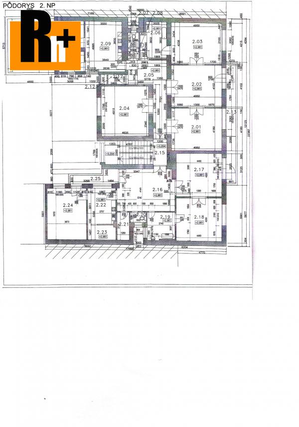 2. obrázok Administratívna budova Trenčín širšie centrum na predaj -