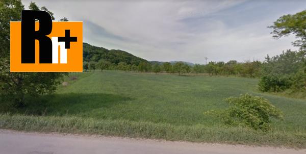 Foto Na predaj pozemok pre bývanie Trenčianske Bohuslavice stred obce - rezervované