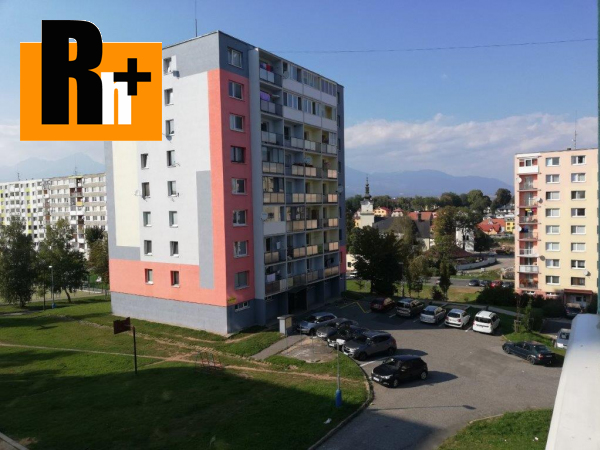 Foto Na predaj 2 izbový byt Poprad Matejovce - exkluzívne v Rh+