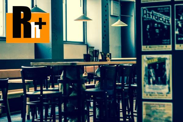Foto Reštaurácia na predaj Poprad -