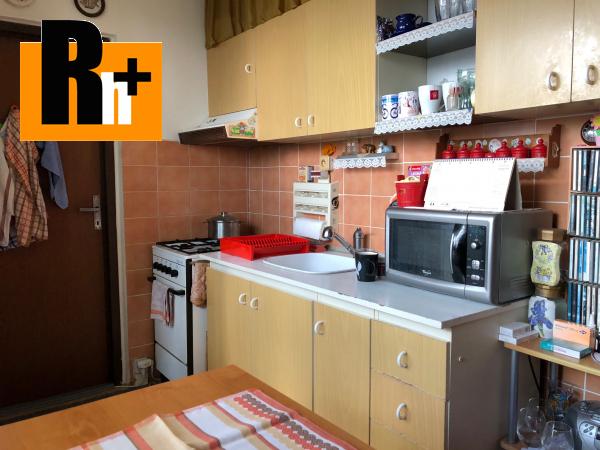 Foto Poprad Nový Juh Letná na predaj 3 izbový byt - rezervované