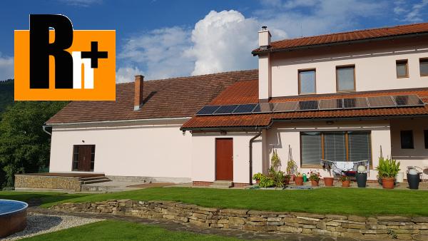 Foto Na predaj Žilina Belá pri Varíne rodinný dom - ihneď obývateľný