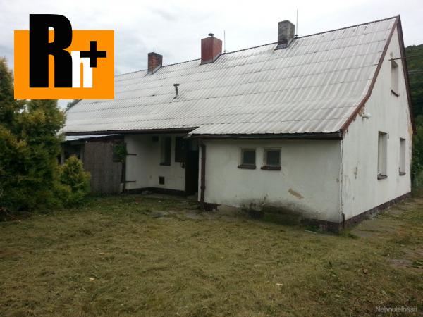Foto Na predaj Trenčianska Teplá rodinný dom - TOP ponuka