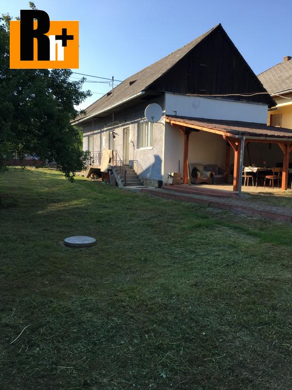 Foto Na predaj rekreačný domček Vlachovo - -