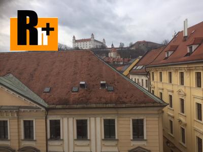 Na prenájom Bratislava-Staré Mesto Ventúrska kancelárie - TOP ponuka