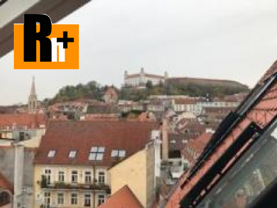 Kancelárie Bratislava-Staré Mesto Michalská na prenájom - TOP ponuka