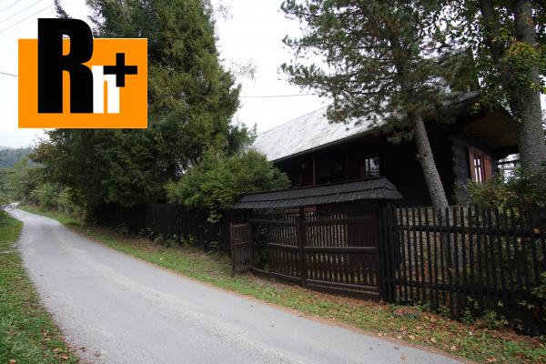 Foto Rodinný dom Nová Bystrica VYCHYLOVKA na predaj - rezervované