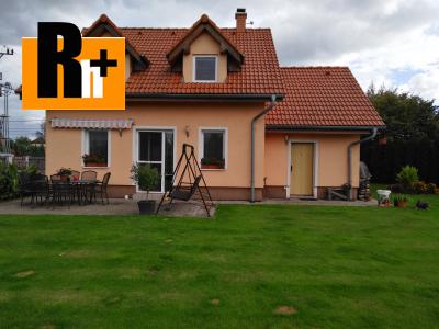 Na prodej rodinný dům Ostrava Bartovice - novostavba