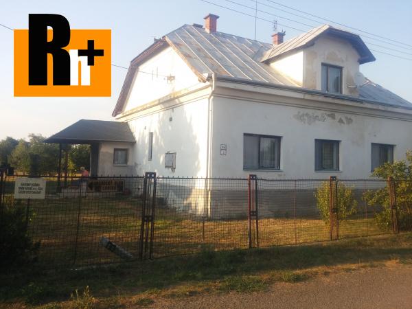 Foto Trebišov Nová Koronč rodinný dom na predaj