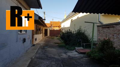 Rodinný dom Vlčkovce na predaj - ihneď k dispozícii 14