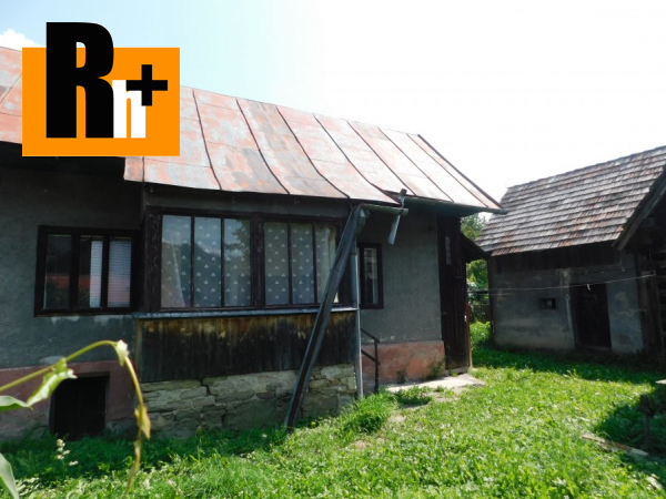 Foto Žilina Dlhé Pole rodinný dom na predaj - rezervované