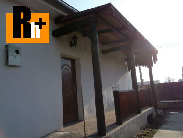 Foto Na predaj Bratislava-Podunajské Biskupice Korytnická rodinný dom - TOP ponuka