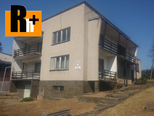 Foto Na predaj Kráľovský Chlmec . rodinný dom - s garážou
