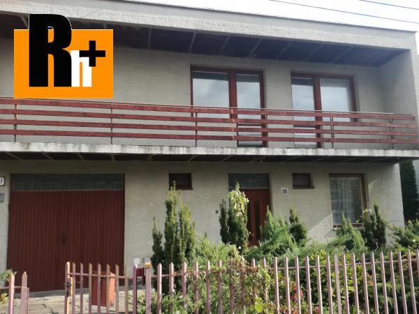 Foto Na predaj Prievidza Májová rodinný dom