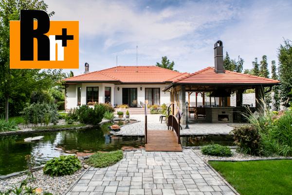 Foto Rodinná vila na predaj Ivanka pri Dunaji Sládkovičova - TOP ponuka