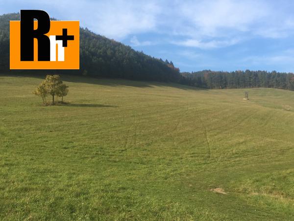 Foto Na predaj trvalý trávnatý porast Lietava krásny pozemok - TOP ponuka